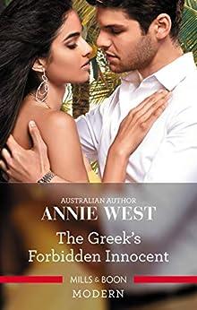 The Greek's Forbidden Innocent by [Annie West]