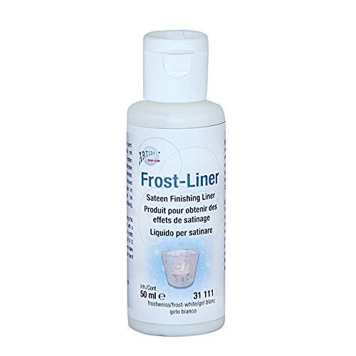 Frost-Effektfarbe, 50 ml, Frostweiß