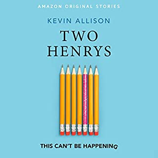 Two Henrys audiobook cover art