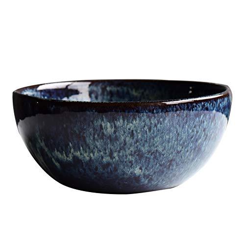 Bowl fruitschaal in Japanse stijl, Nordic Kiln Change aardewerk servies keramiek hotel soepkom Western Salad Household grote schaal