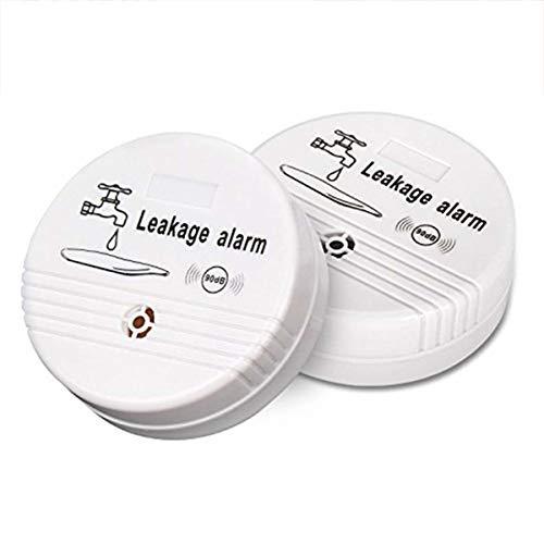 Water Leak Detector CEEBON Water Leak Alarm with 90DB Siren Battery...