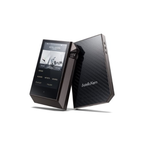 Astell&Kern AK240 - Reproductor MP3 (Reproductor de MP3, 384 GB, AMOLED, USB 2.0, 185 g, Grafito)