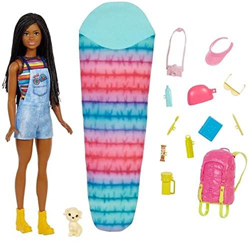 Barbie Doll and Accessories, Multicolor (Mattel HDF74)