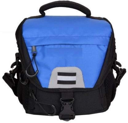 God Boy DSLR Shoulder Camera Bag Suitable for Nikon, Canon, Sony Camera-Blue