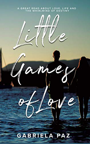Book Cover for Little Games of Love
