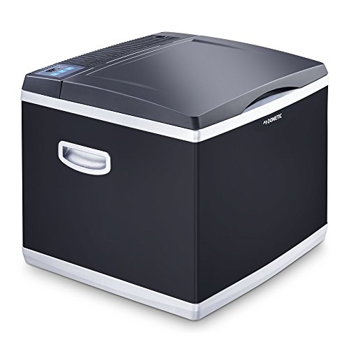 Dometic CoolFun CK 40D Hybrid, tragbare Kompressor- thermoelektrische-Kühlbox/Gefrierbox, 38 Liter,...