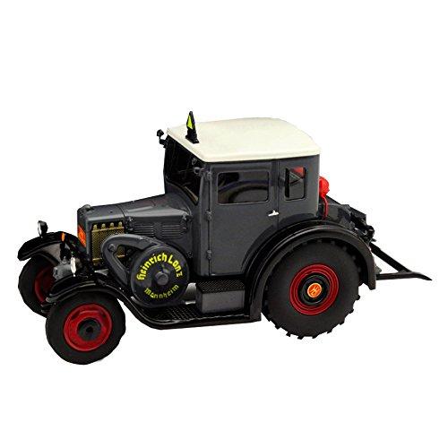 Schuco - 450896000 - Tracteur Modèle - Lanz Eilbulldog - Echelle - 1/32 - Gris