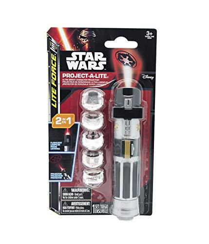 Star Wars - Proyector linterna (Toy Partner 40015) , color/modelo surtido