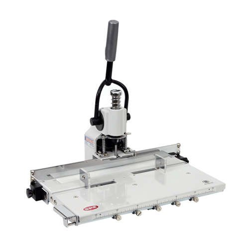 FP-1XLS Heavy-Duty Single Hole Paper Punch w/ 1' Punching Capacity & 1/4' Diameter Punch from ABC Office