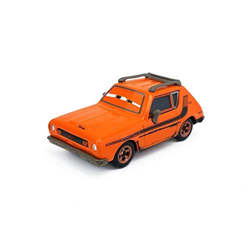 Disney Disney Pixar Cars Grem Professor Z Miles Acer Wingo DJ Snot Rod Boost 1:55 Diecast Metal Alloy Model Toy Car Gift For Boys Kids Grem In Trouble
