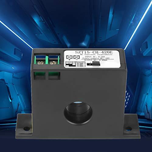 4-20mA Sensor de corriente de CA Transmisor de bajo consumo eléctrico industrial...