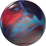 Storm Bowling Products Physix Bowling Ball- 15lbs, Red/Blue/Purple, 15