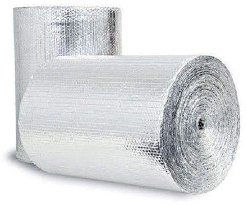 Double Bubble Reflective Foil Dallas Popular standard Mall Insulation X Ind Roll 125Ft 24in