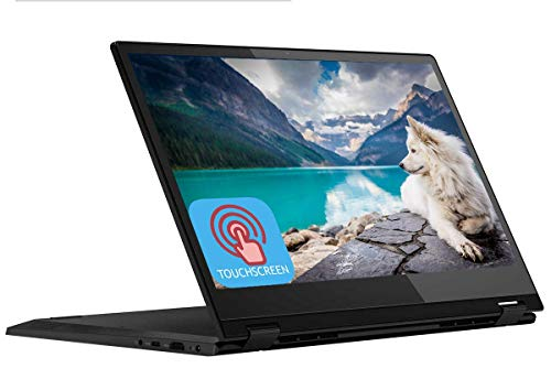 Lenovo Flex 6, 2019 Flagship 14' Full HD Touchscreen, Lenovo 2-in-1 Laptop, Intel 4-Core i5-8250U, 16GB DDR4 512GB SSD, WiFi BT 4.1 Dolby Audio 720p Webcam USB-C Backlit KB Fingerprint Reader Win 10