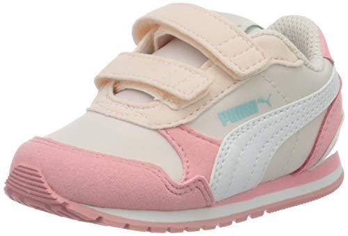 PUMA Unisex Baby ST Runner v2 NL V Inf Sneaker, Pink (Rosewater-Peony White), 23 EU