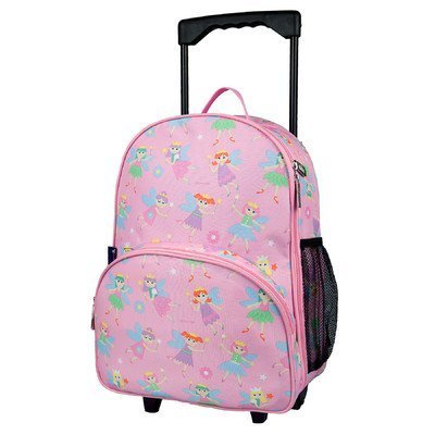 Olive Kids Fairy Princess Rolling Luggage by Olive Kids