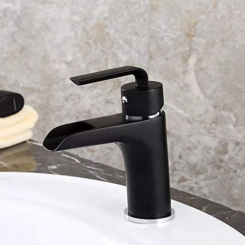 DJY-JY Cuenca europea solo agujero baño gravedad vertido pintura sola cobre agua caliente y fría mezclador cocina grifo