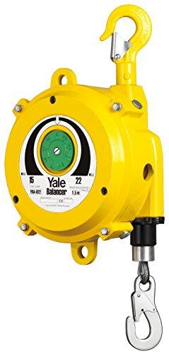 Yale YBA-15 Federausgleicher, verlängerte Länge, 9 kg - 15 kg
