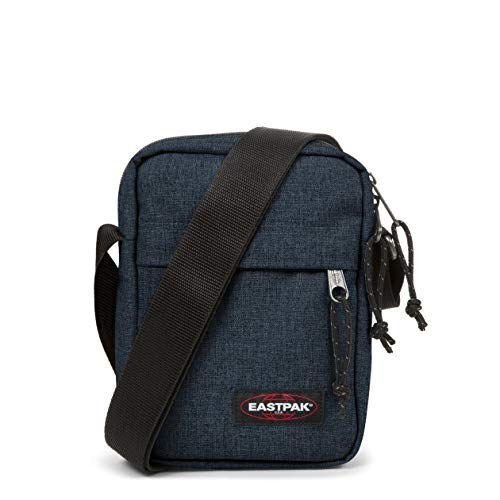 Eastpak The One Umhängetasche, 21 cm, 2.5 L, Blau (Triple Denim)