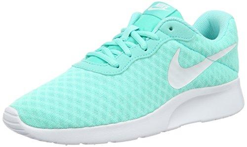 Nike 844908, Zapatillas Mujer, Multicolor (Turquesa/Blanco), 41 EU