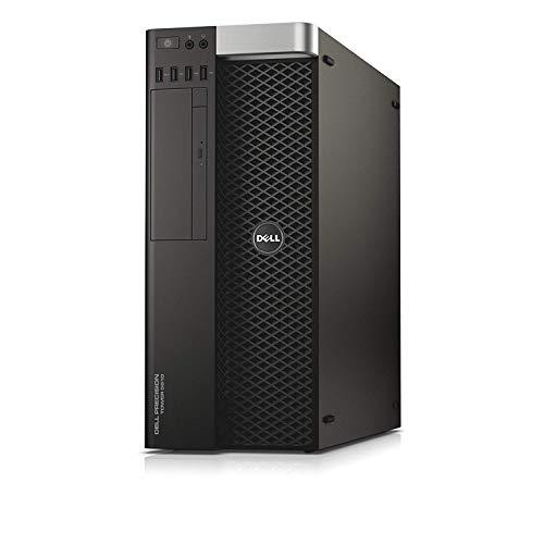 Dell Precision Tower 5810 - Xeon E5-1630v3 3.7 GHz Quad Core, 32 GB DDR4 ECC, 1TB Solid State Drive, 1 TB Hard Disk Drive, AMD FIREPRO W7100 8GB GDDR5, DVD RW, Windows 10 Pro