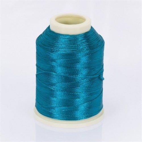 Perlin Altinbaşak 20g Häkelgarn Garne 300m 6 Fach 100% Polyester GARN 0,75mm Nr: 50 Beste QUALITÄT UND FARBECHT Embroidery Thread (1 Stück, IP21)