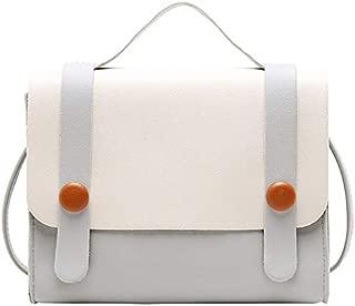 TOOGOO Fresh And Versatile Crossbody Bag Ladies Handbag And Flip Shoulder Bag Red