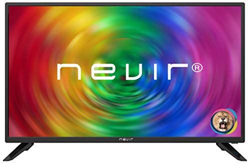 Nevir 7428 TV 32'' LED HD USB DVR 3XHDMI Negra