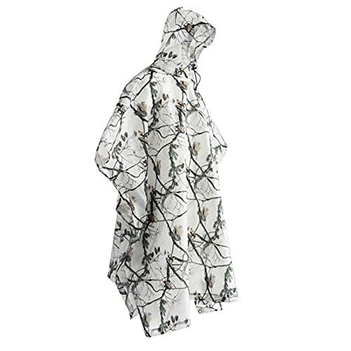 Manta de bolsillo exterior, alfombra de picnic funcional 3 en 1, poncho de lluvia, toldo impermeable, ligera, manta de playa impermeable