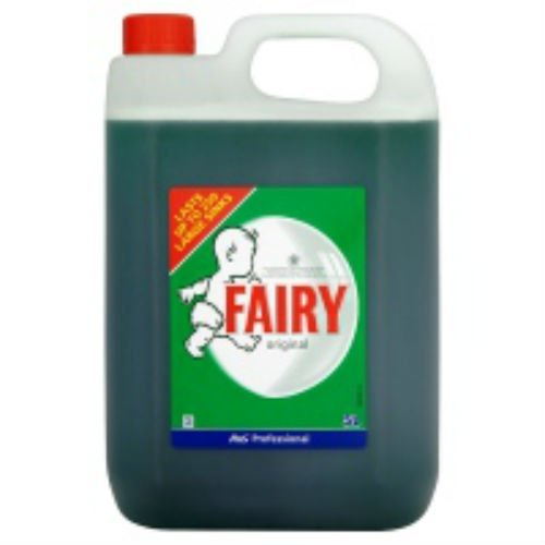Fairy Professional Original Washing Up Liquid 5L 2 x 5ltr Case of 2 by Fairy