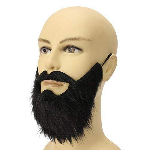 Funny Costume Party Male Man Halloween Beard...