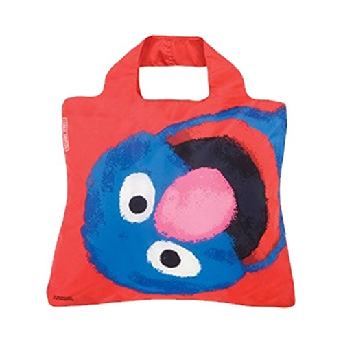 Sesame Street Grover Envirosax wiederverwendbar Einkaufstasche