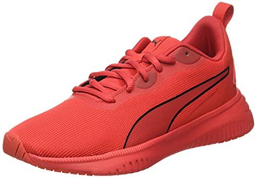 Puma Flyer Flex, Zapatillas de Running Unisex Adulto, High Risk Red Black, 36 EU