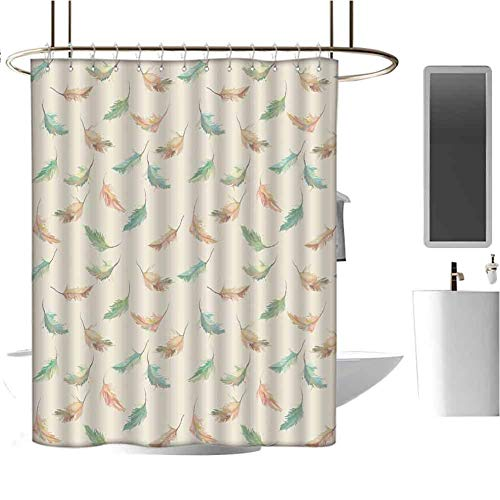 """Historic US Route 66 Fabric Shower Curtain Set 71X71/"""" Bathroom Polyester Liner"""