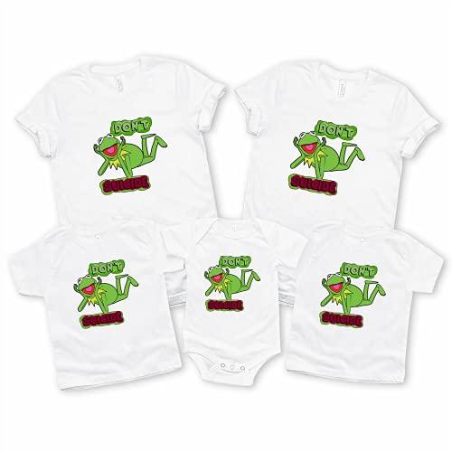 Updated Don T Kermit Suiiciide Unisex Shirt Mens Shirt Best Vintage Tee For Women Shirt Youth Handmade Movie T Shirts Movie T Shirts For Men Cool Movie Shirts T Shirt 5088