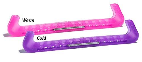 Guardog Chameleonz Kufenschoner / Klingenschutz mit Farbwechsel, Pink To Purple
