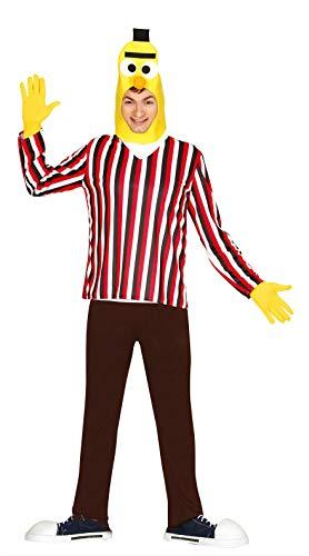 Guirca- Disfraz adulto pijama man, Talla 52-54 (84356.0)