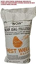 Rest Well Beans for Bean Bag Filler, 500 g , White