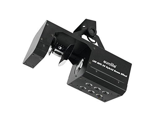 Eurolite 51918682 LED Mfe-20 Hybrid Scanner Effekt Rgbw Strobe