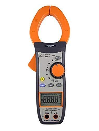 W-SHTAO L-WSWS TM-3013 AC DC Clamp Meter/Pinzas de Corriente