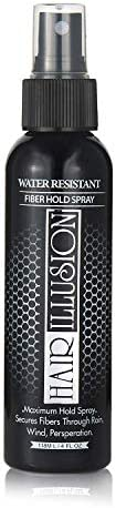 Hair iIllusion Water Resistant Hair Spray Allows You To Get Your Hair Wet product image