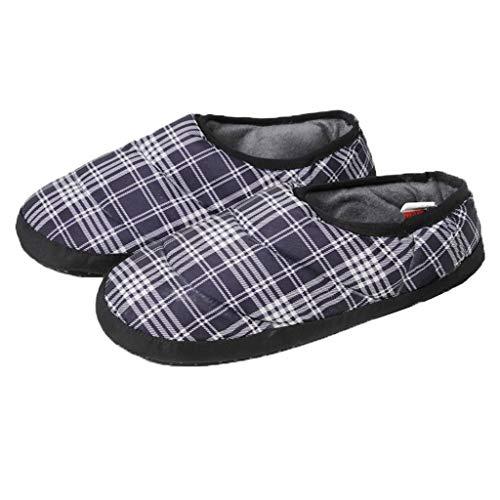 Duck Down Booties Down Socks Outdoor Indoor Tent Warm Soft Slippers Boots for Men and Women