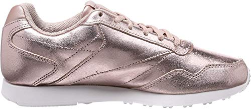 Reebok Damen Royal Glide Lx Fitnessschuhe, Mehrfarbig (Rose Gold/White/Sandy Rose/Shell Pink 000), 39 EU