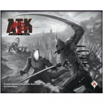 WildFire LLC Attack of the Kaiju - Brettspiel - englisch