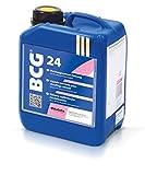 Bcg - Fluido 24 (5 l) contra la pérdida de agua en las tuberías con fugas de calefacción