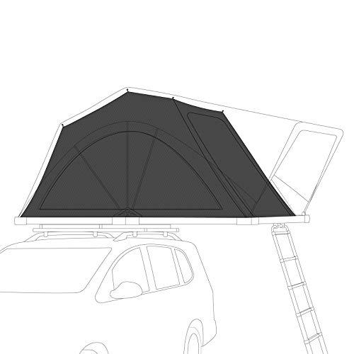 Qeedo Freedom Family Thermo Tent - Thermozelt Freedom Family Dachzelt