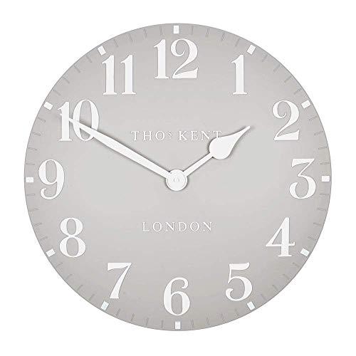 Thomas Kent - Reloj de Pared (30,5 cm), diseño de Paloma árabe