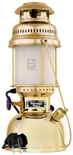 PETROMAX(ペトロマックス) 電気ランタン エレクトロ ブラス 家庭用コンセント使用 60W 【日本正規品】 12509