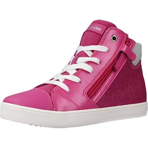 Geox Mädchen Laufschuhe J GISLI Girl Pink 32 EU