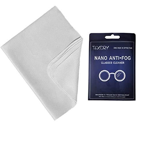 Paños Microfibra Gafas, Envasado al Vacío/Secos/Lavables/Extrasuaves Para Limpiar Gafas, Lentes, CáMaras, Tabletas, Pantallas LCD, Televisores, Teléfonos, Parabrisas